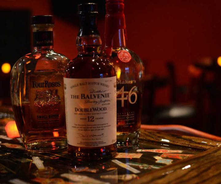 drink like bourbon and scotch